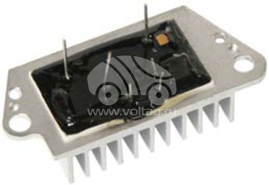Чип реле-регулятора генератора AZN9254