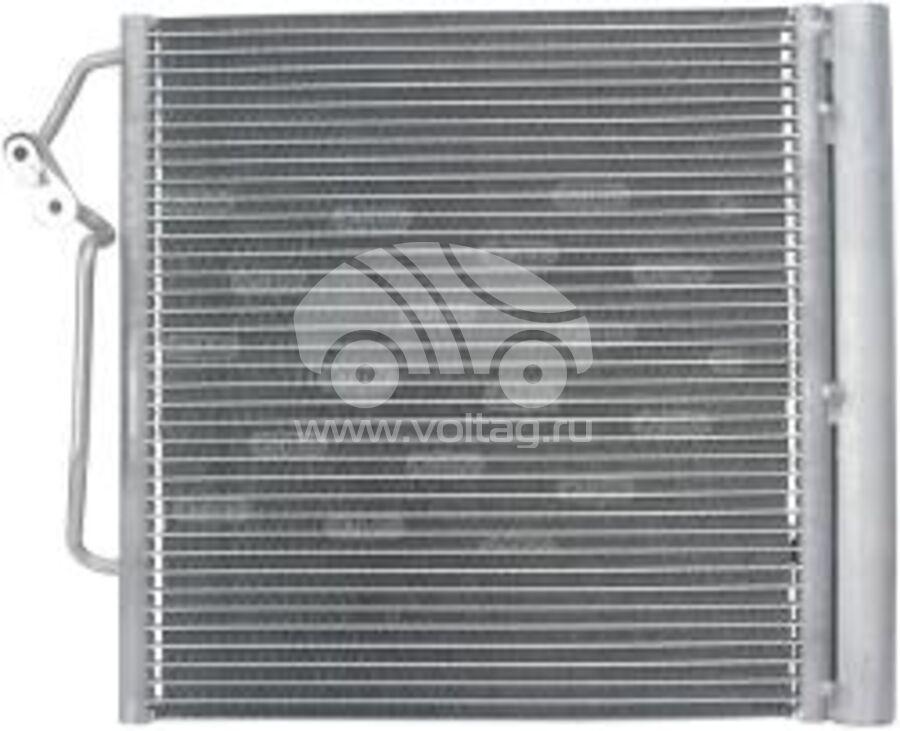 Радиатор кондиционера KRC0467