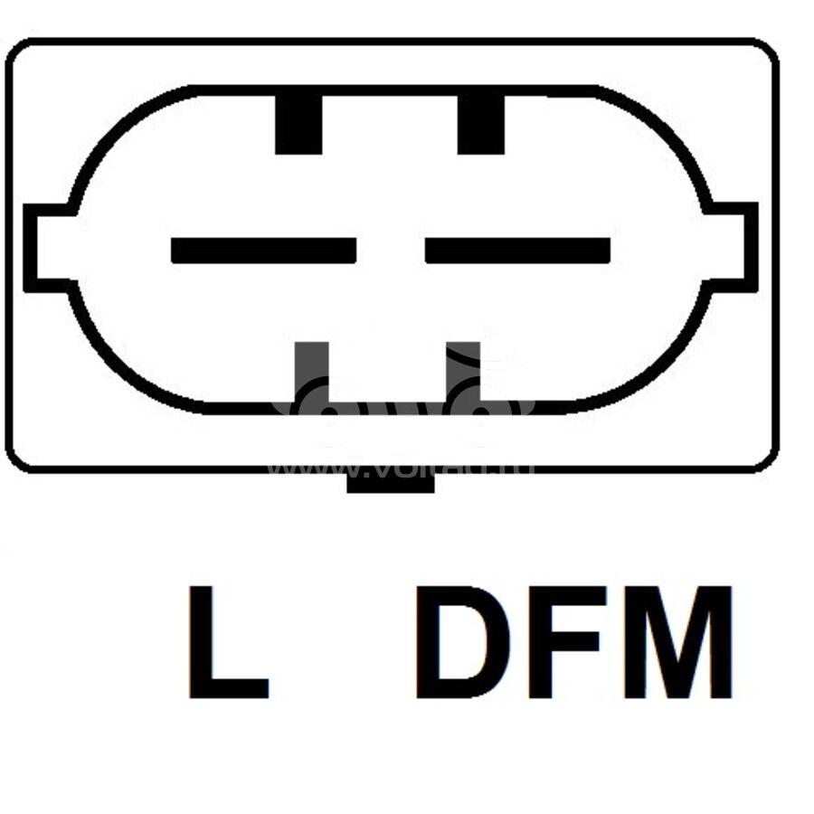 Регулятор генератора KRAUF ARM3545 (IM545)