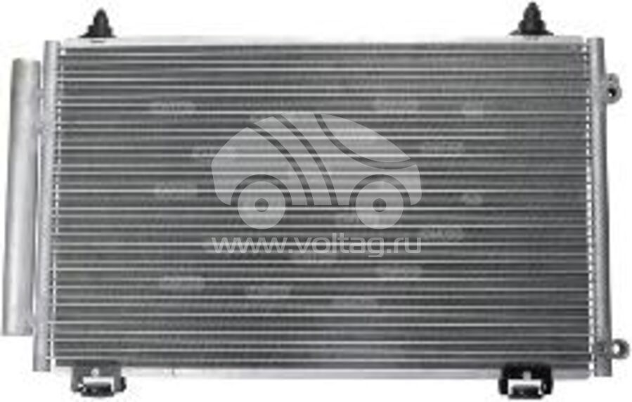 Радиатор кондиционера KRC0139