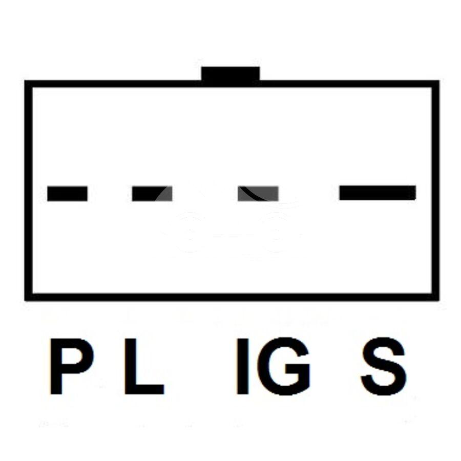 Регулятор генератора ARD2439