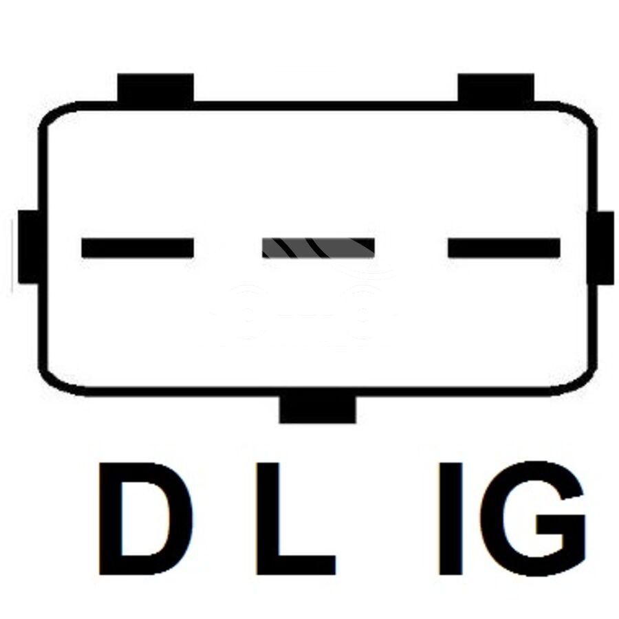 Регулятор генератора ARV1527