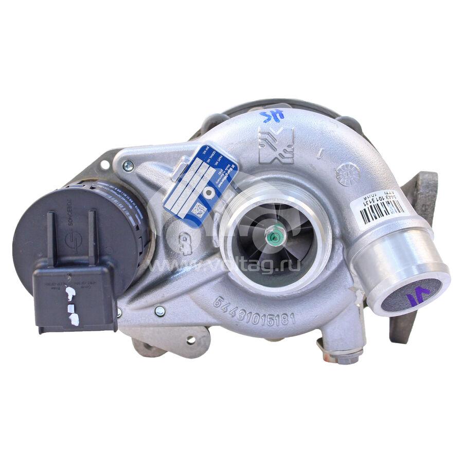 Турбокомпрессор MTK0775