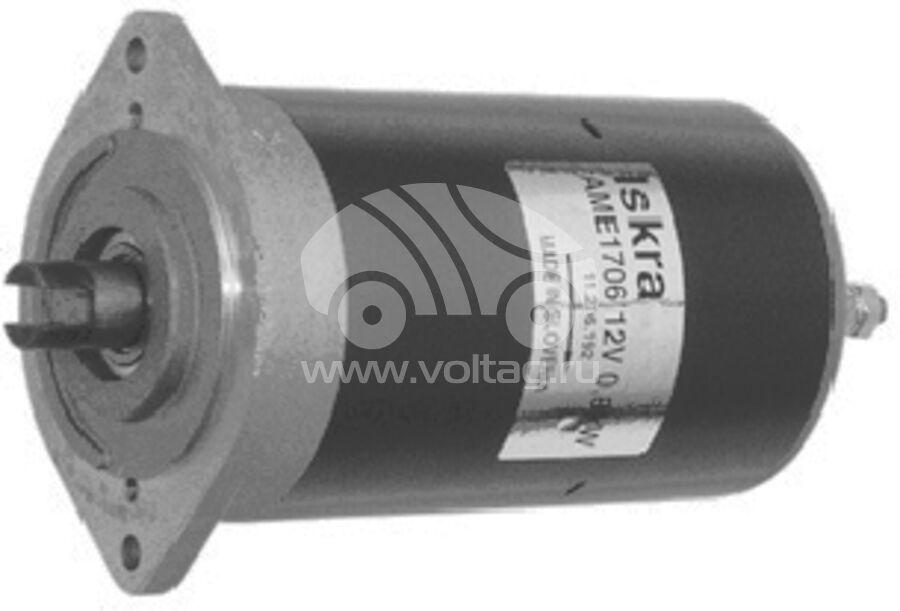 Электромотор постоянного тока AME1707