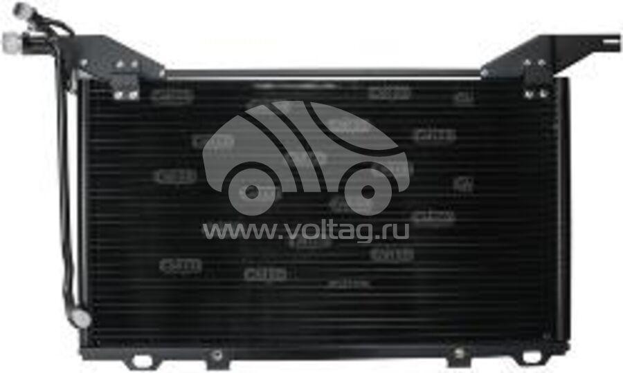 Радиатор кондиционера KRC0206