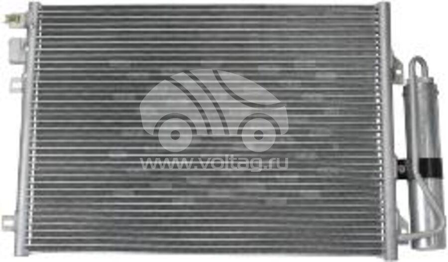 Радиатор кондиционера KRC0118