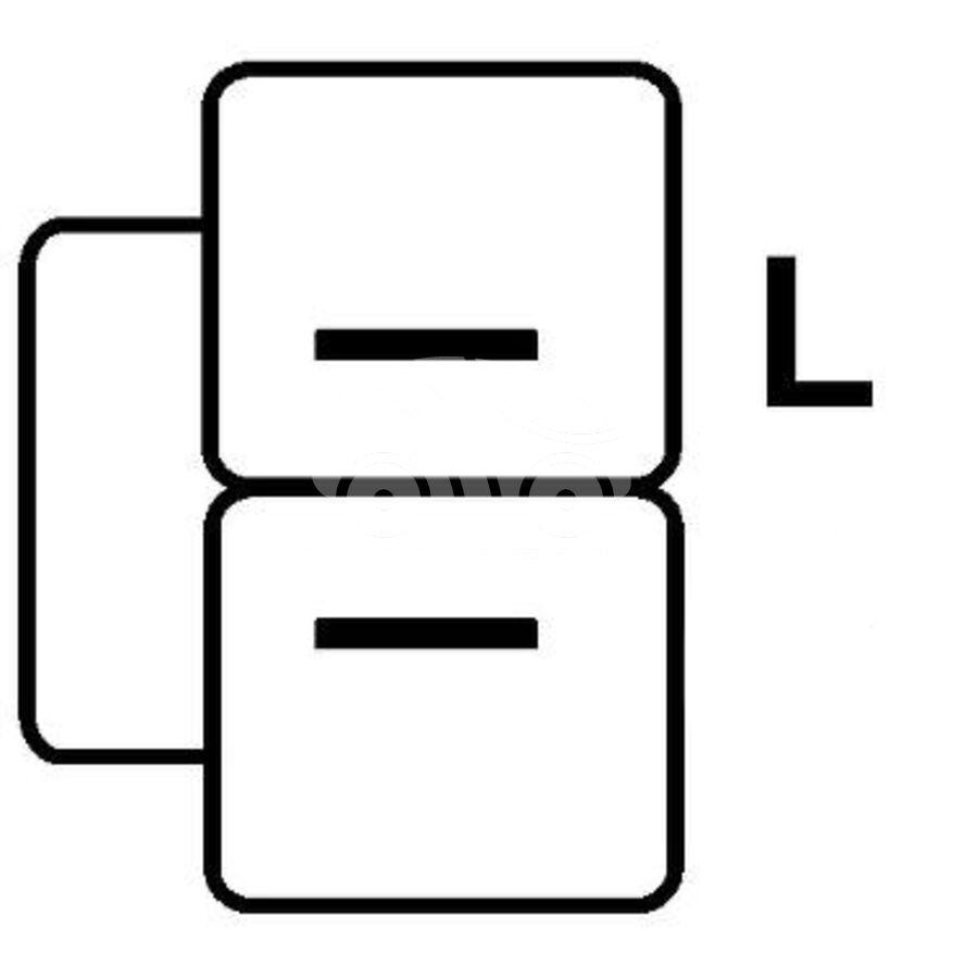 Генератор KRAUF ALH2510UX (LR180509)
