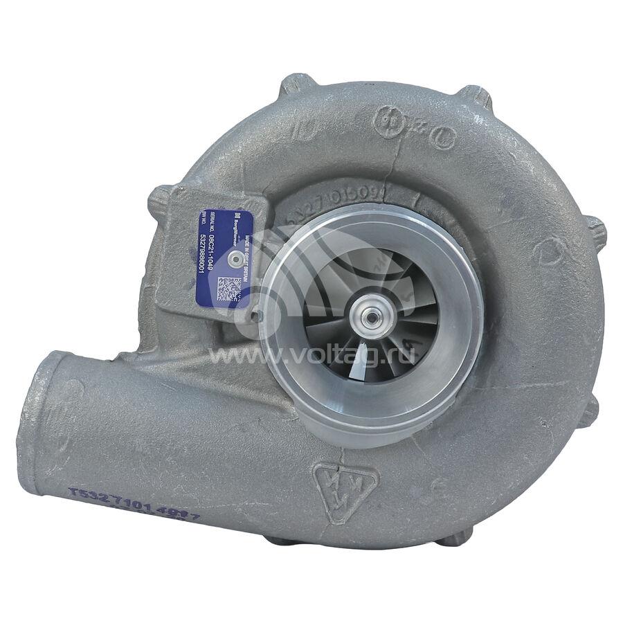 ТурбокомпрессорKKK 53279886001 (MTK1839)