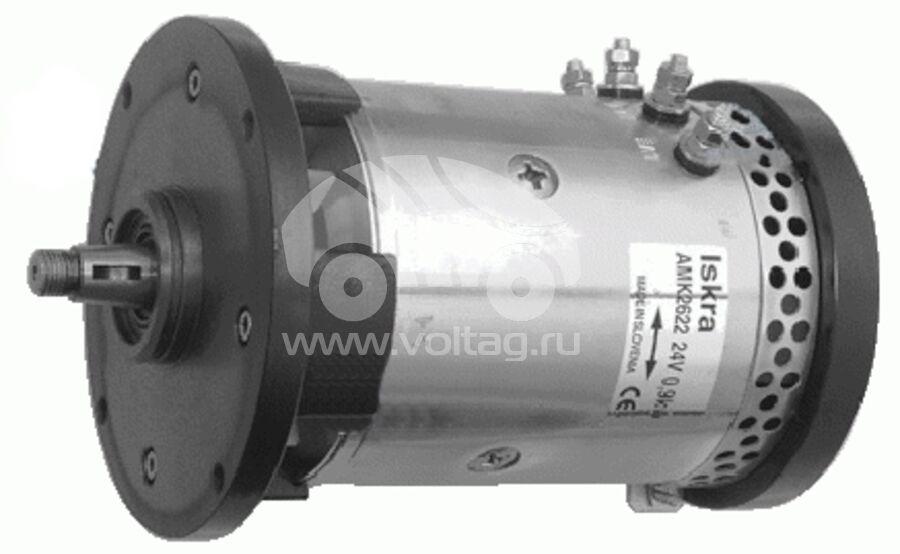 Электромотор постоянного тока AMK2622