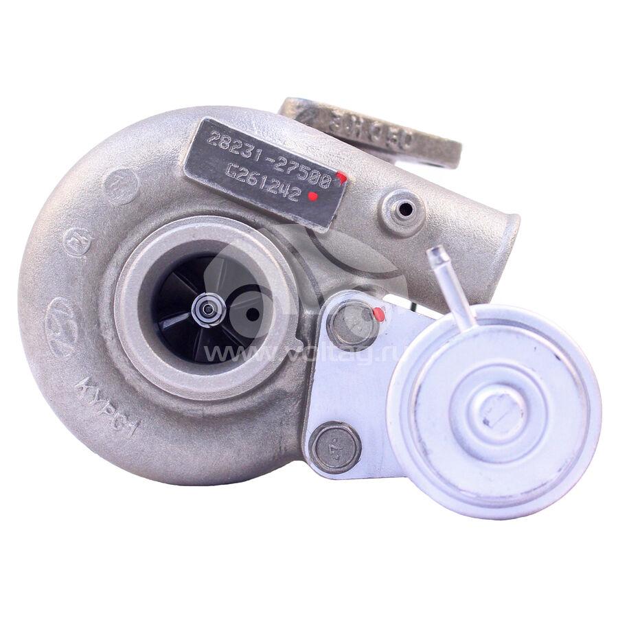 Турбокомпрессор MTM7533