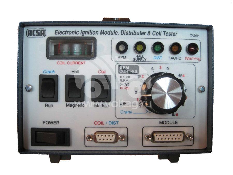 Тестер модулей и катушек зажигания QUZ0006