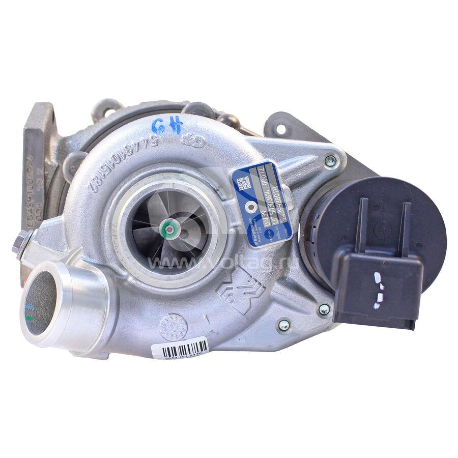 Турбокомпрессор MTK0776
