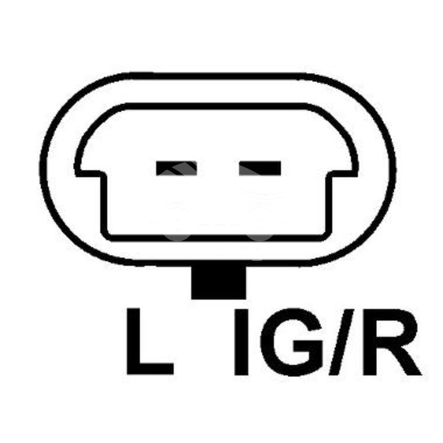 Регулятор генератора ARQ9636