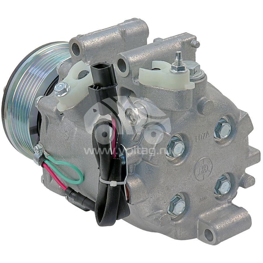 Компрессор кондиционера автомобиля KCS0186