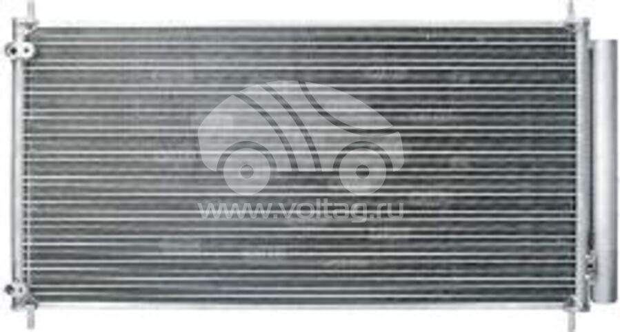 Радиатор кондиционера KRC0142