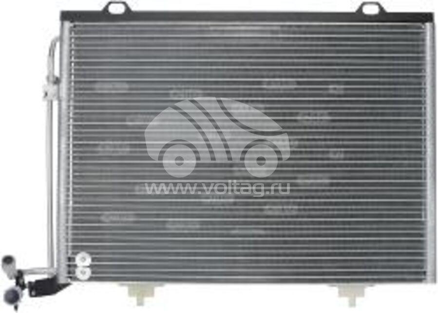 Радиатор кондиционера KRC0201