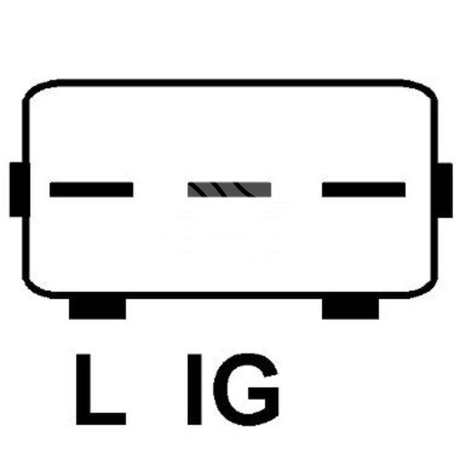 Генератор ALM1612