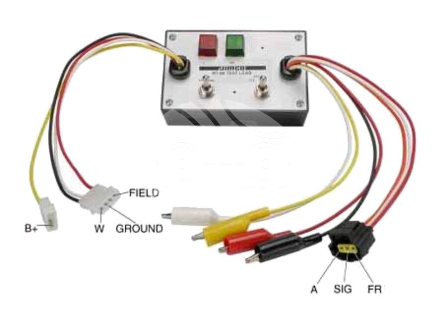 Тестер для генератора QUZ0004