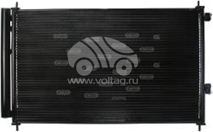 Радиатор кондиционера KRC0483