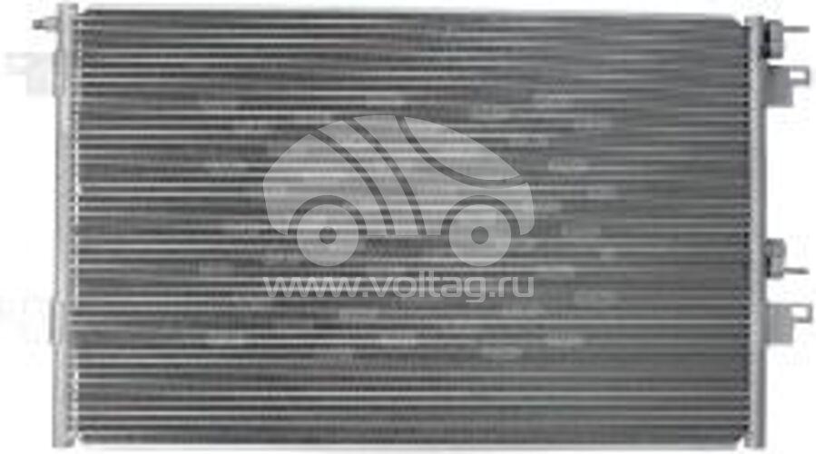 Радиатор кондиционера KRC0180