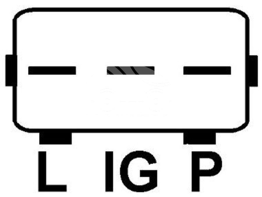 Генератор ALN1211