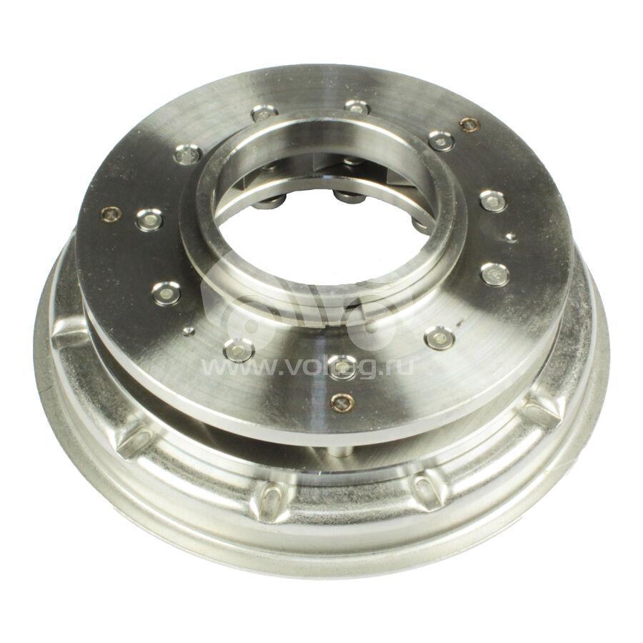 Геометрия турбокомпрессора MGT0024