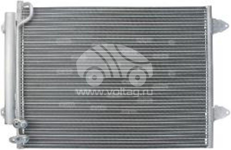 Радиатор кондиционера KRC0162