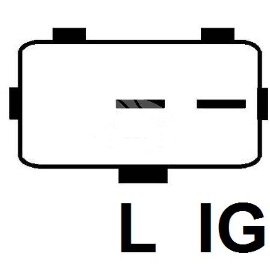 Регулятор генератора ARV1560