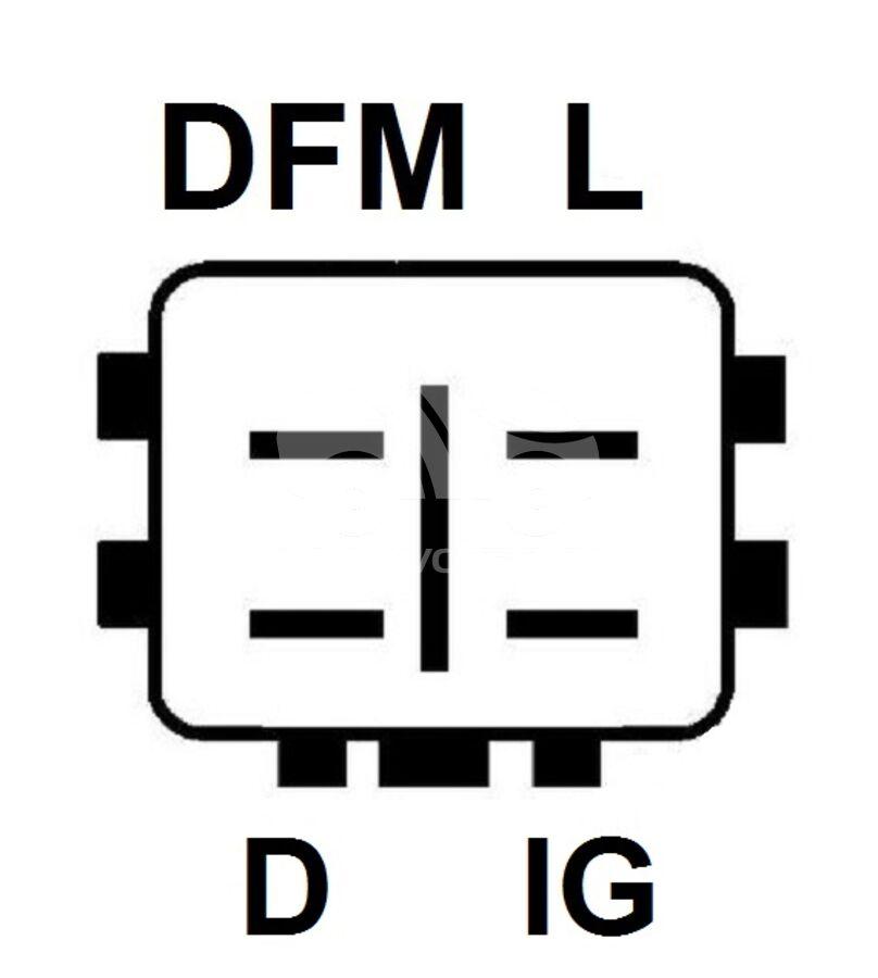 Регулятор генератора ARM3144