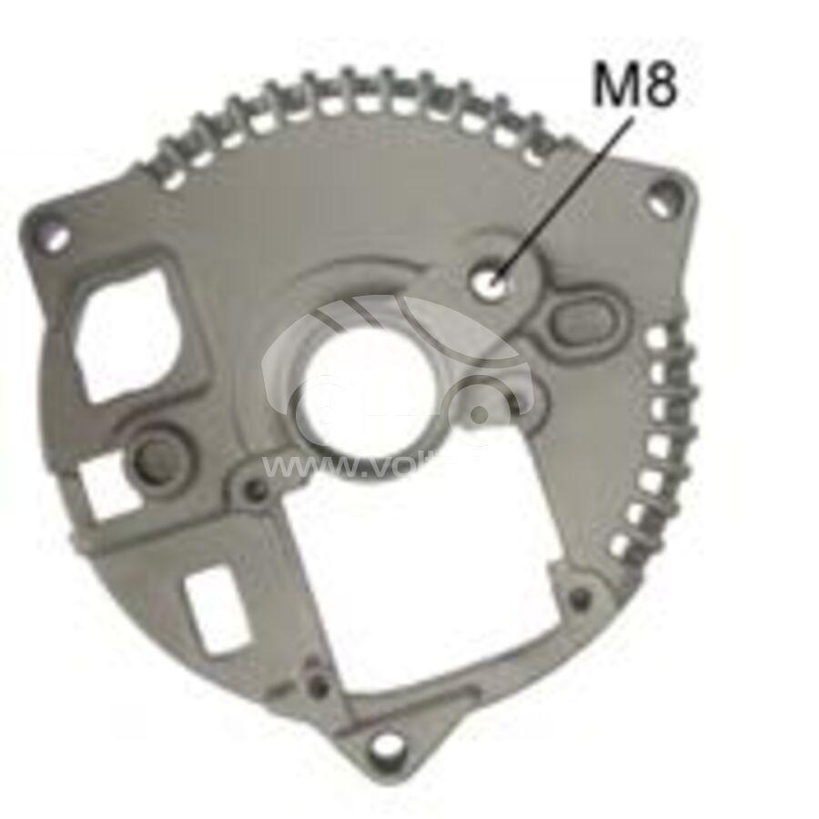 Крышка генератора задняя ABF9325