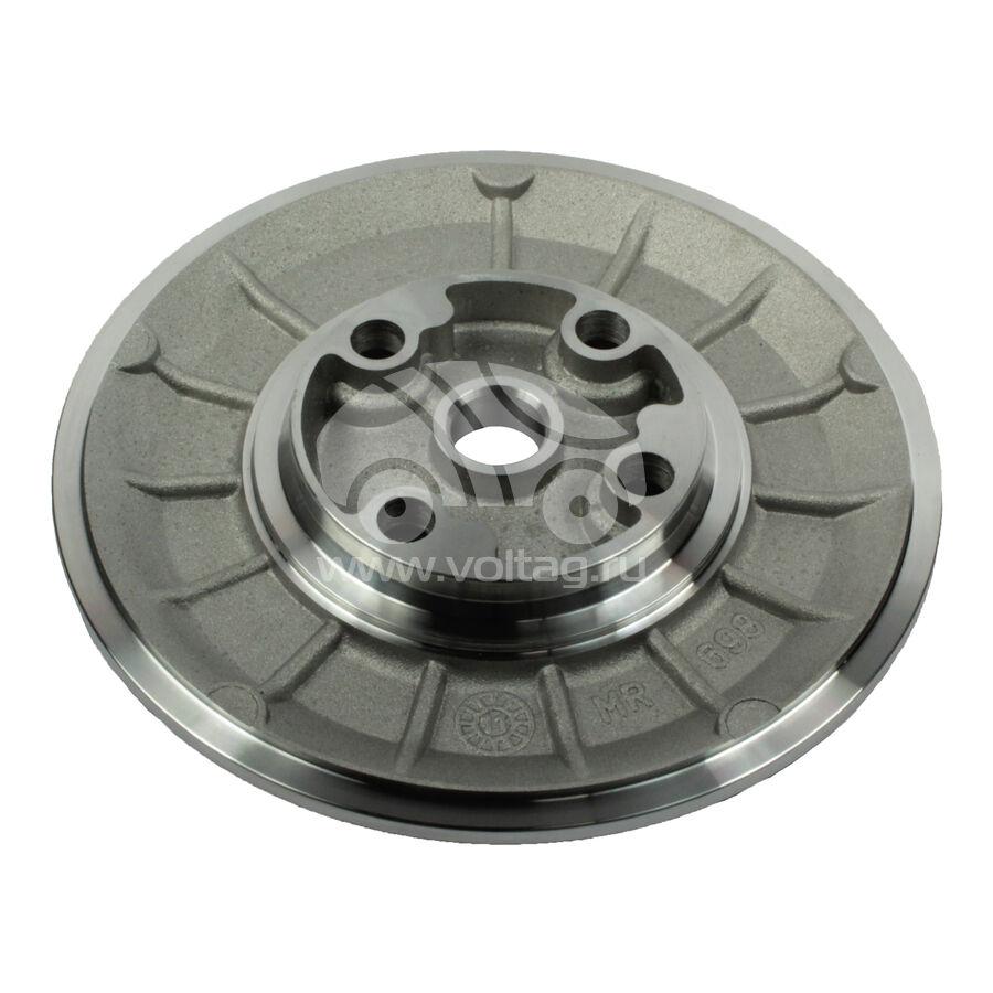 Задняя пластина MVT0018