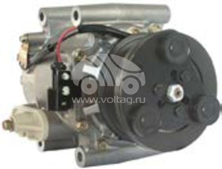 Компрессор кондиционера автомобиля KCV0243
