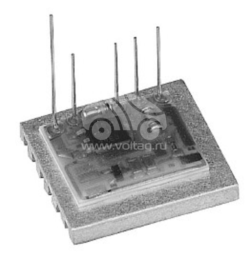Чип реле-регулятора генератора AZH9420