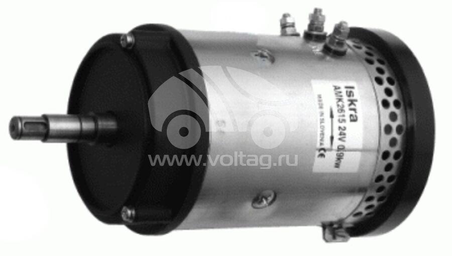 Электромотор постоянного тока AMK2615