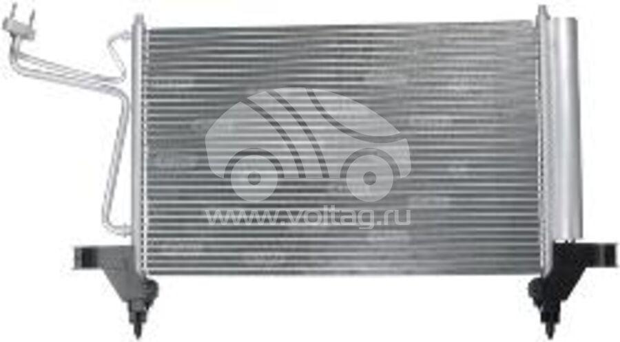 Радиатор кондиционера KRC0024