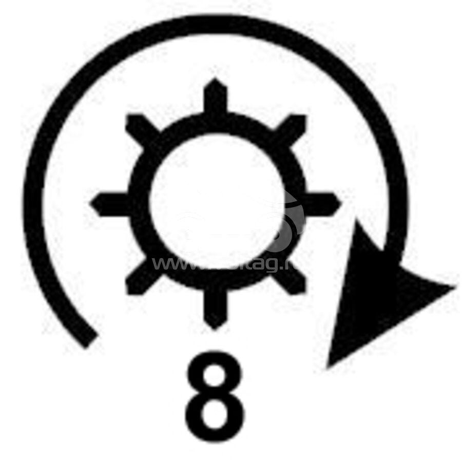 Бендикс стартераKRAUF SDD8020 (SDD5020PN)