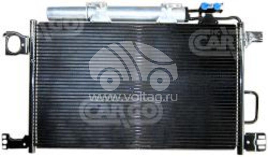 Радиатор кондиционера KRC0203