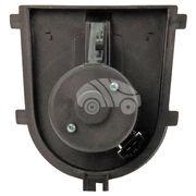 Мотор печки c крыльчаткой MZV0002