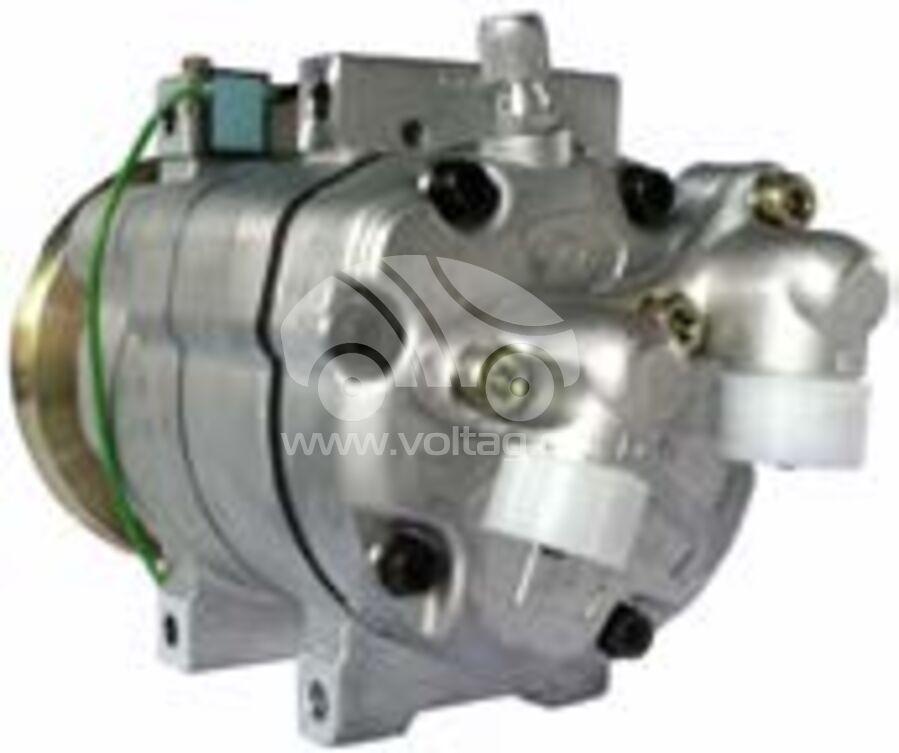 Компрессор кондиционера автомобиля KCX0267