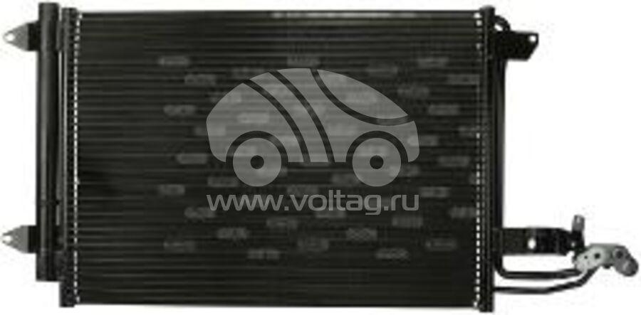 Радиатор кондиционера KRC0119