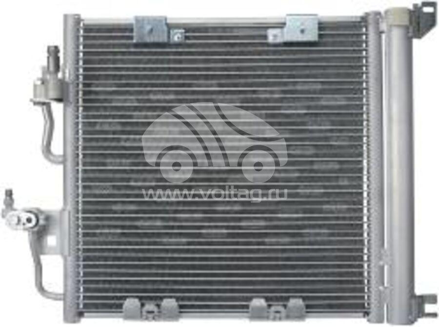 Радиатор кондиционера KRC0112