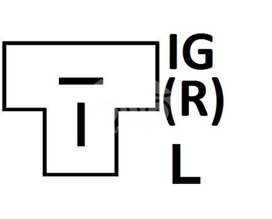 Регулятор генератора ARQ9084