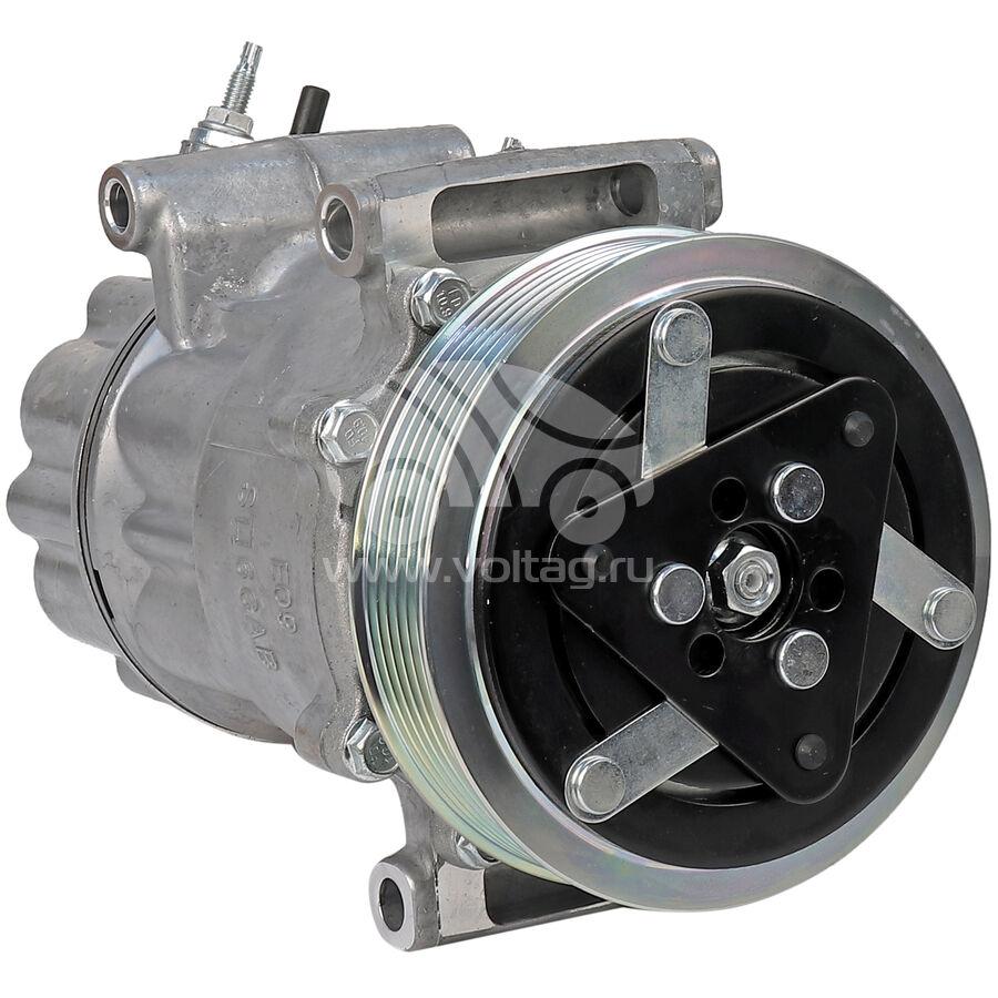 Компрессор кондиционера автомобиля KCS0164