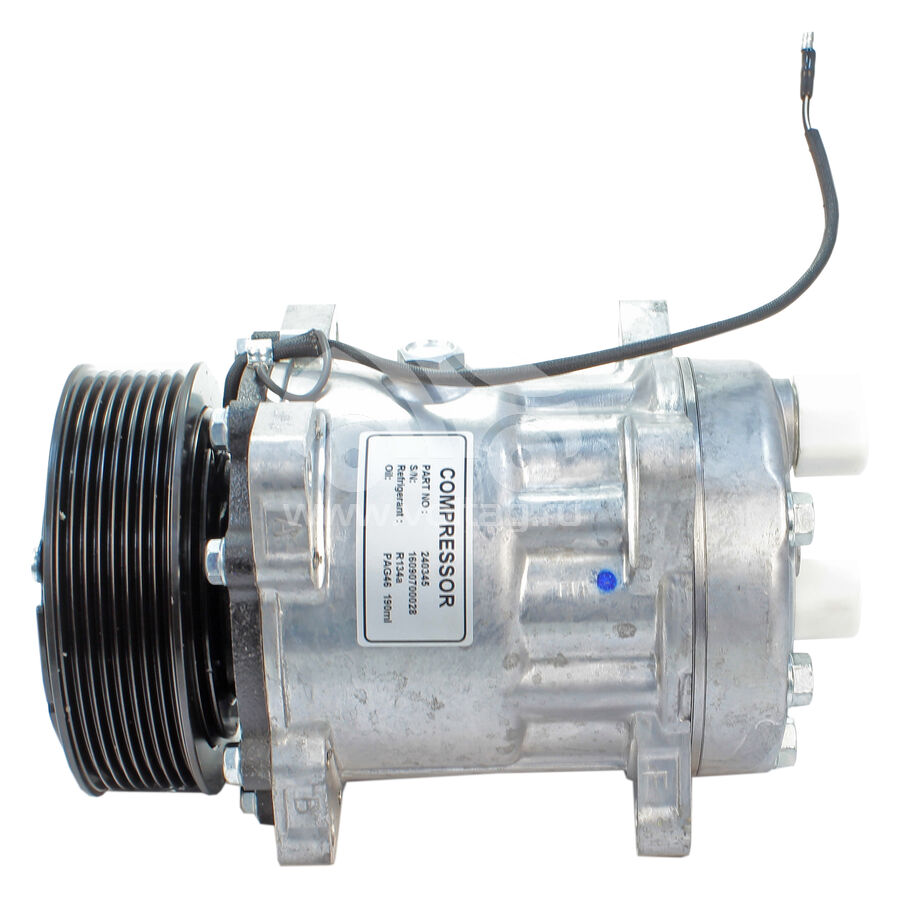 Компрессор кондиционера автомобиля KCZ7502