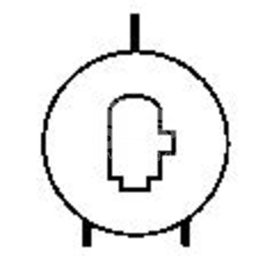 Компрессор кондиционера автомобиля KCS0134