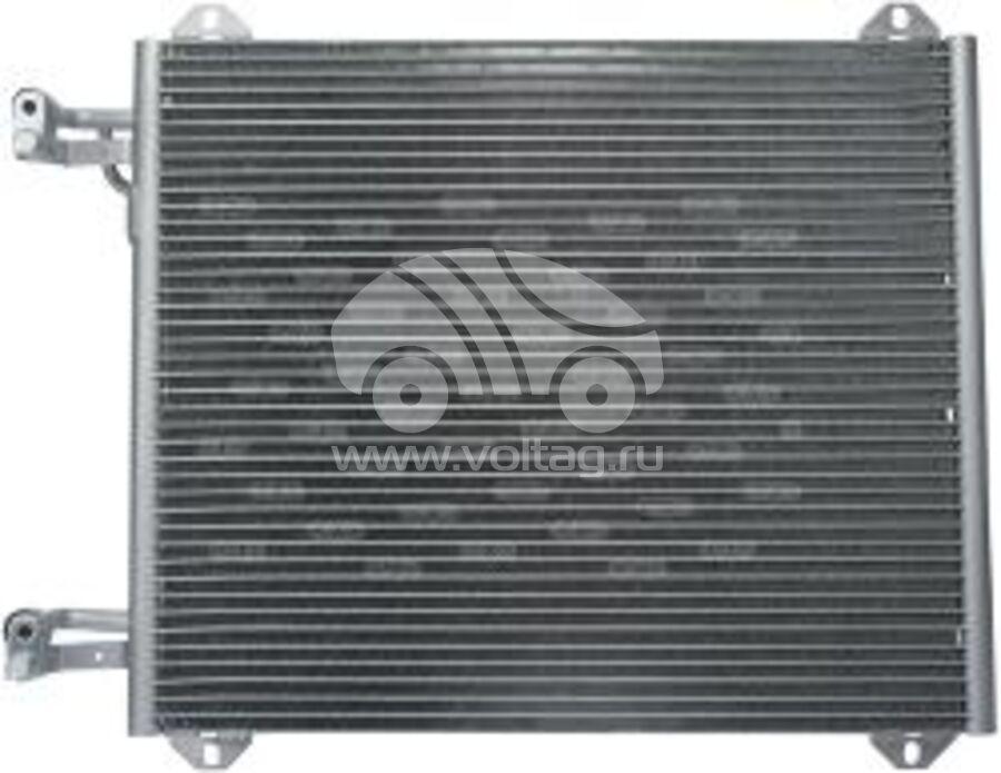 Радиатор кондиционера KRC0189