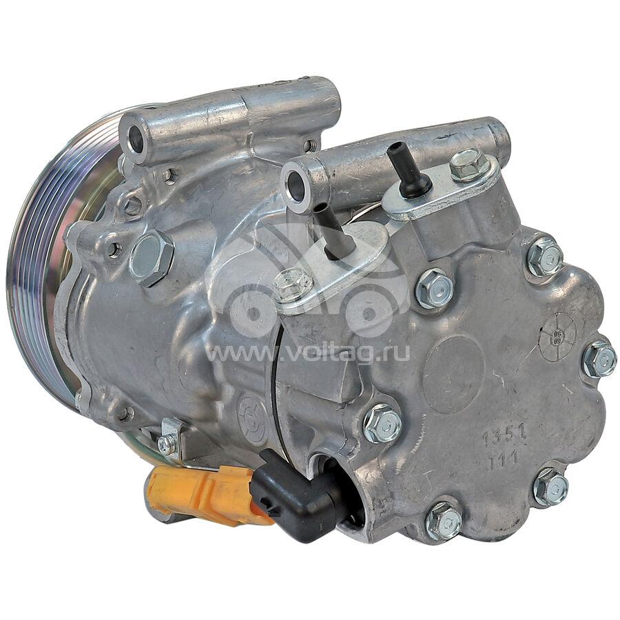 Компрессор кондиционера автомобиля KCS0357