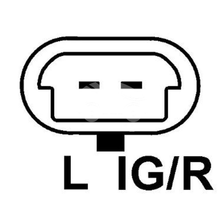 Регулятор генератора ARQ8358