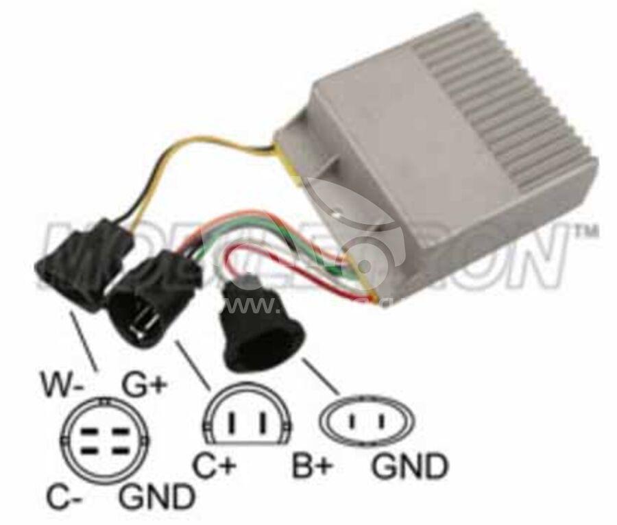Коммутатор системы зажигания CMZ0297