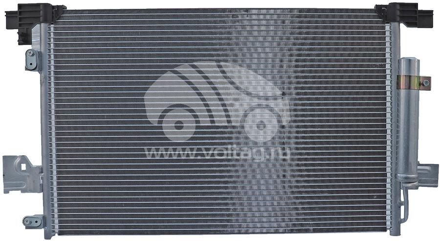 Радиатор кондиционера KRC0175